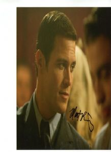"Matt Rippy ""The Real Capt. Jack"" (Torchwood) #1"